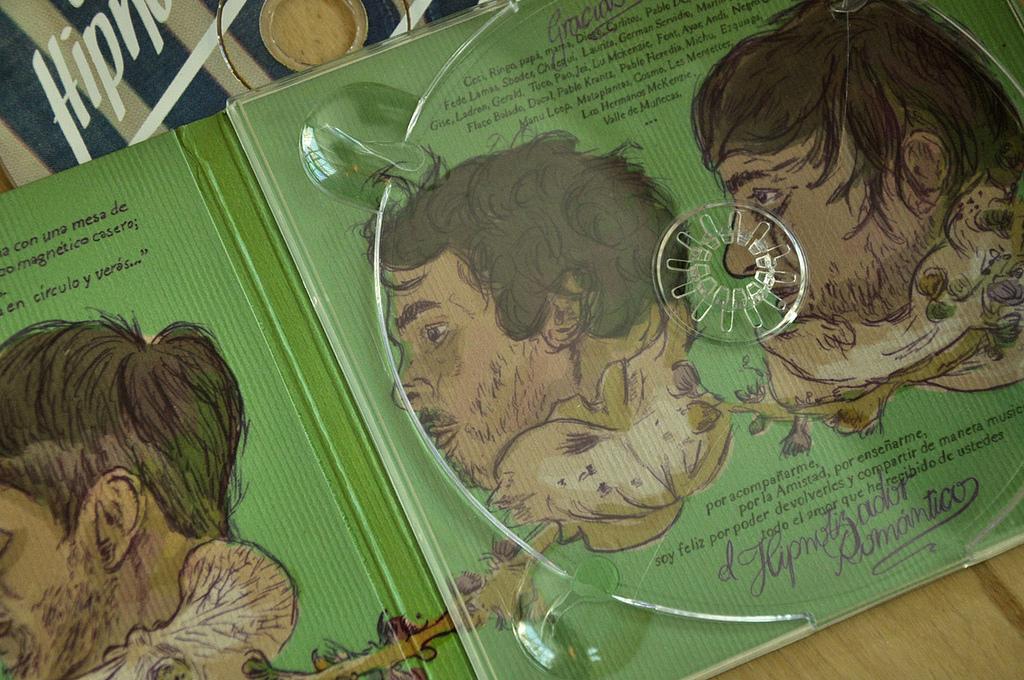 CD tray