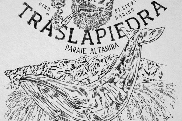 Poster illustration/design + 6-Wine box