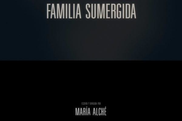 Still from open and final credits design and animation